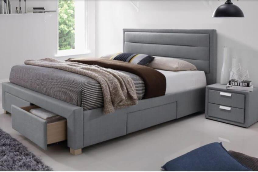מיטה מעוצבת אינס