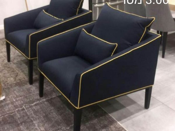 כורסא מעוצבת דגם דיזיין
