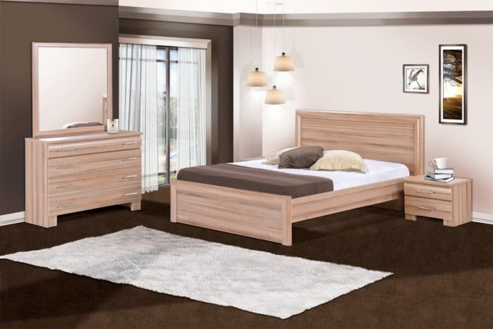 חדר שינה הילטון