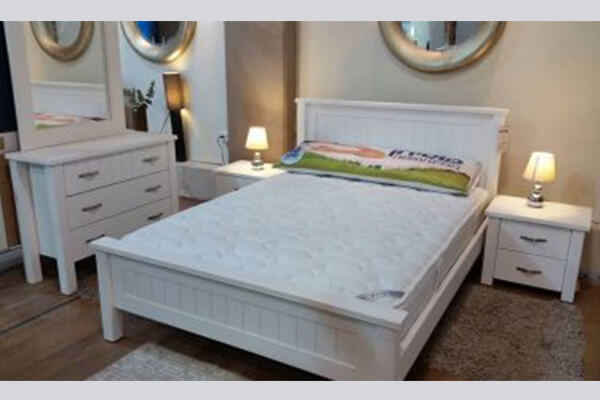 חדרי שינה מעוצבים דגם יניב-BW