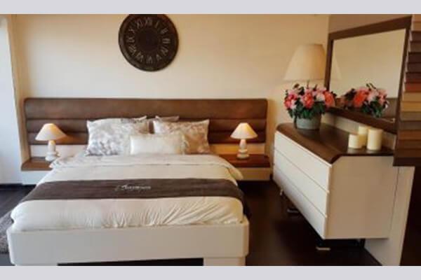 חדר שינה מעוצב דגם אלגנט