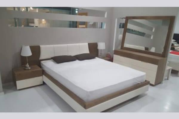 חדר שינה מעוצב דגם ברונקס