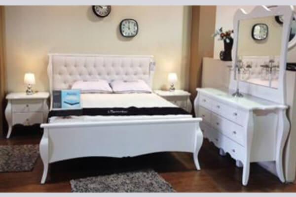 חדר שינה מעוצב דגם לואי