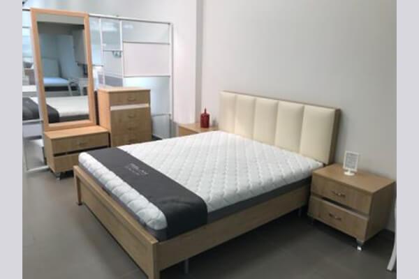 חדר שינה מעוצב דגם מליסה