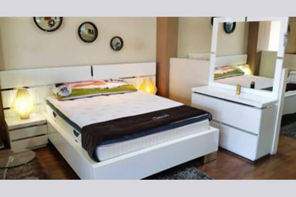 חדר שינה מעוצב דגם מראות