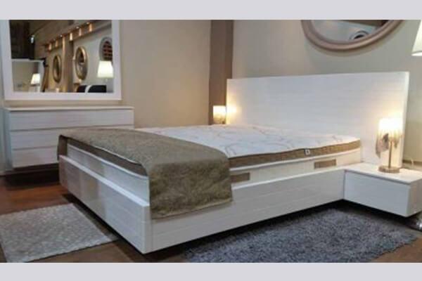 חדר שינה מעוצב דגם מרלין