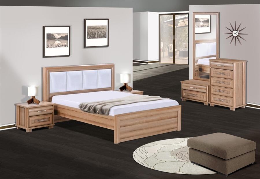 חדר שינה טורינו