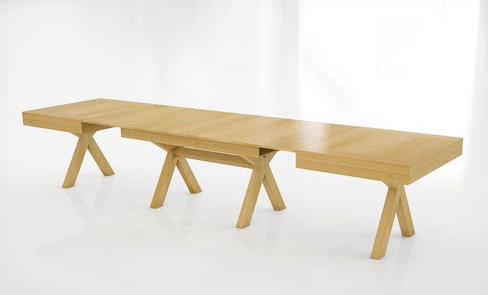 שולחן פינת אוכל נפתחת דגם יניב-vs