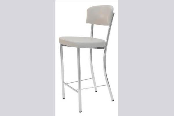כיסא בר ממתכת דגם גואה