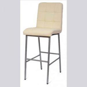 כיסא בר ממתכת דגם דקל