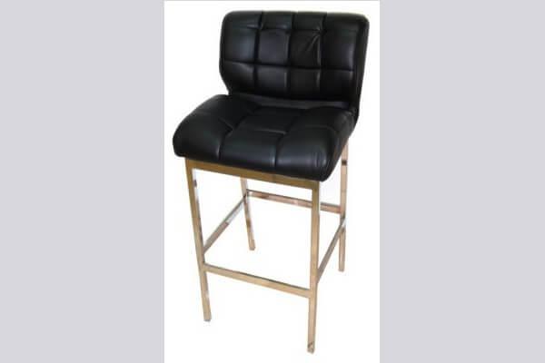 כיסא בר ממתכת דגם מלי