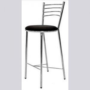 כיסא בר ממתכת דגם סיגלית