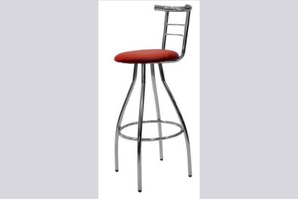 כיסא בר ממתכת דגם ענבל