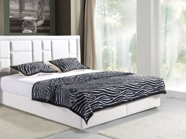מיטה מעוצבת דגם לינאה