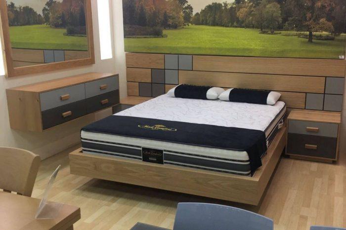 חדר שינה מעוצב מטריקס