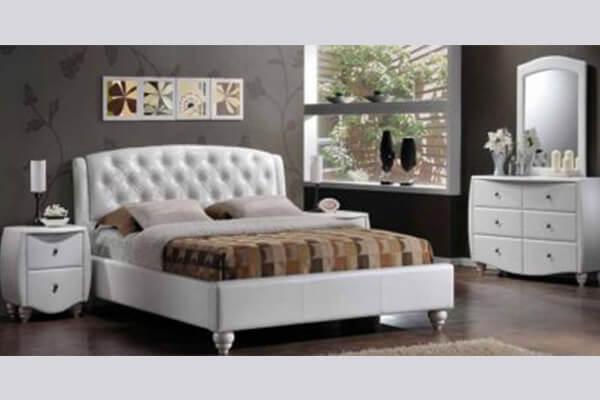 מיטה מעוצבת פוטנזה