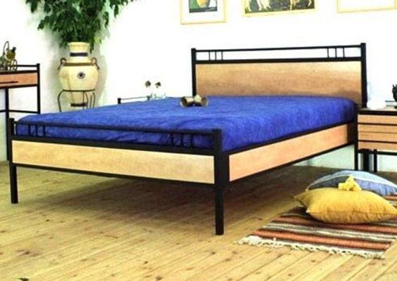 מיטת מתכת דגם B362