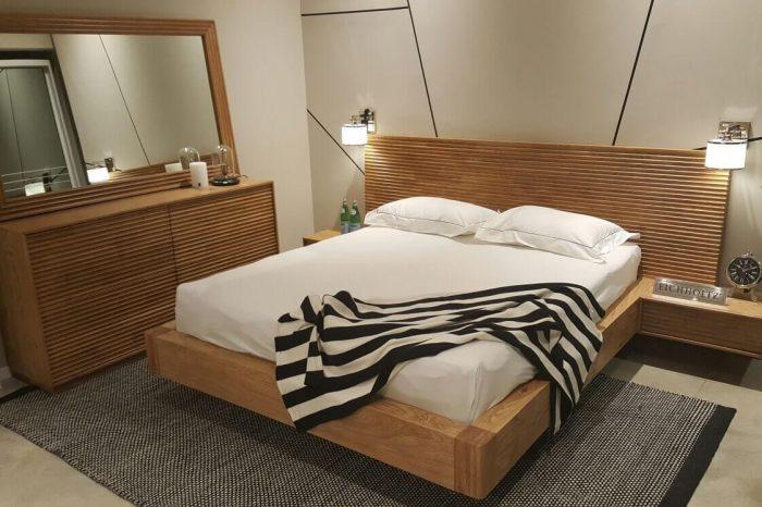 חדר שינה מעוצב דגם סוואנה