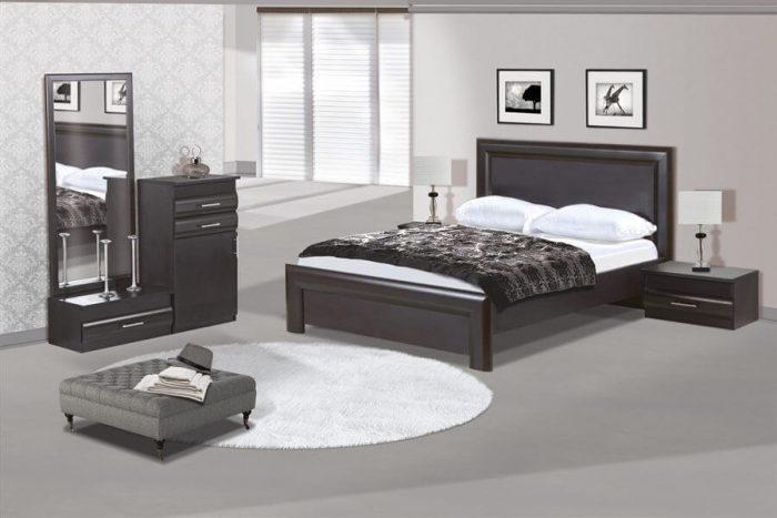 חדר שינה סילבר