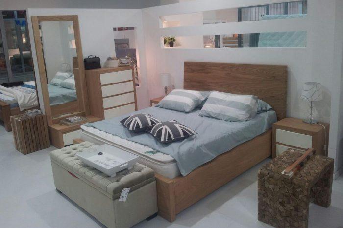 חדר שינה מעוצב דגם ספיר