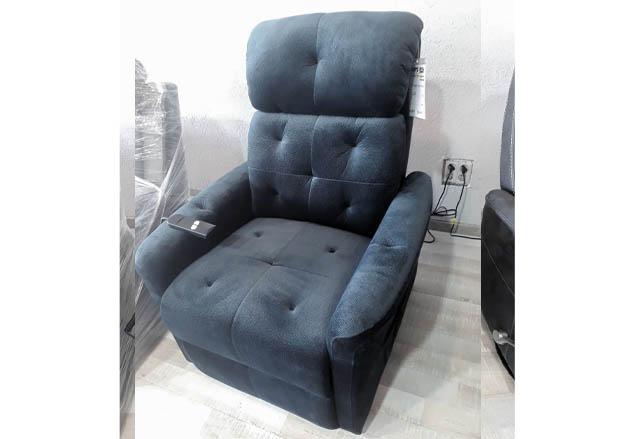 כורסא חשמלית עם מנגנון המסייע לקימה DS