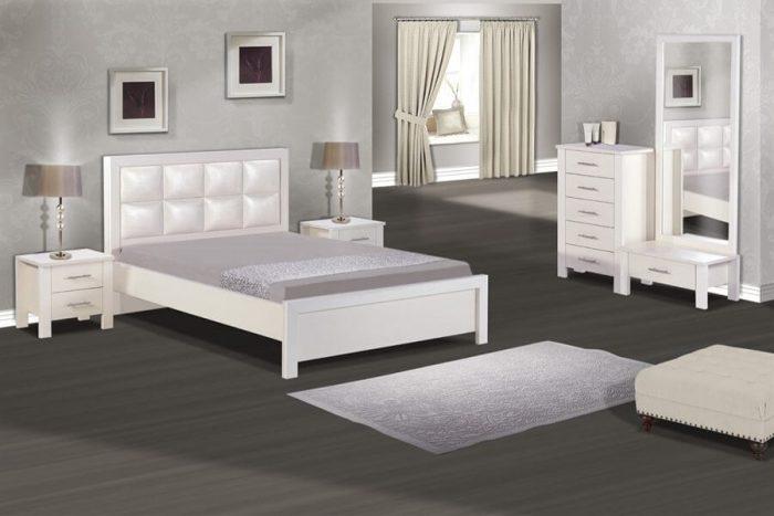 חדר שינה מעוצב לאס-וגאס