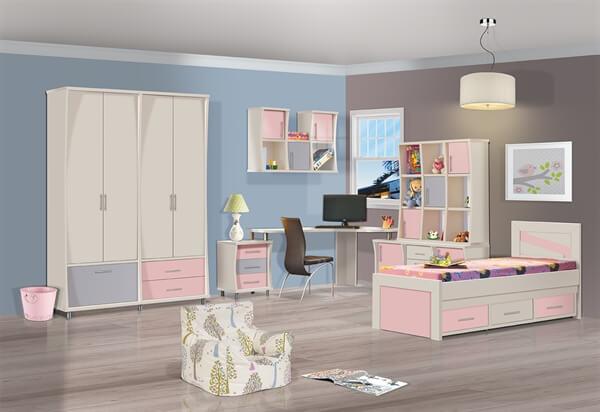 חדר ילדים מעוצב I ליאון