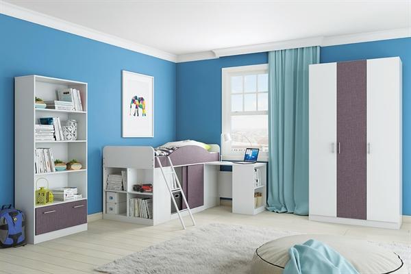 חדר מעוצב ילדים I דומינוס