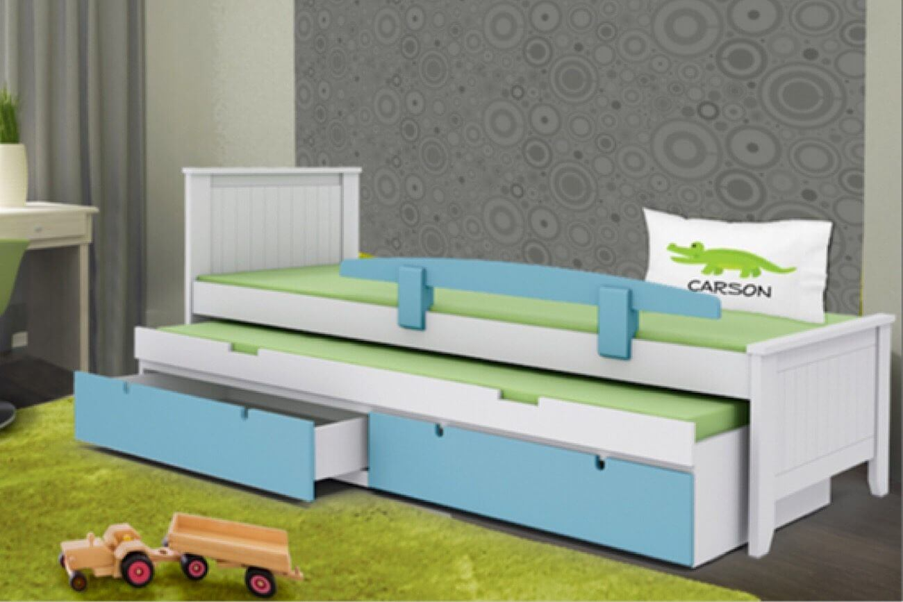 מיטת ילדים דגם אלאדין
