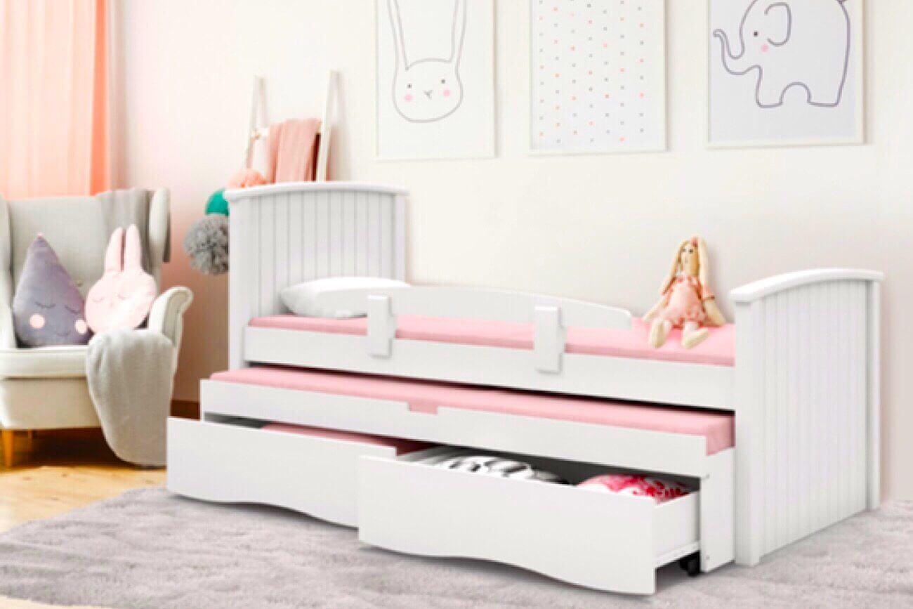 מיטת ילדים דגם עלמה