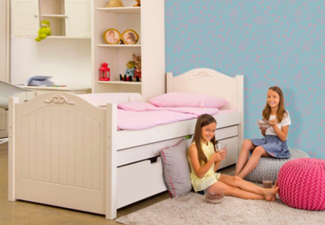 מיטת ילדים דגם יהלום