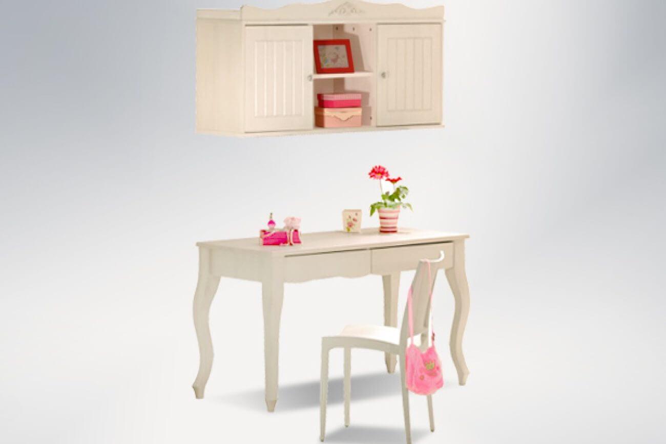יהלום | שולחן כתיבה + כוורת תלייה vs