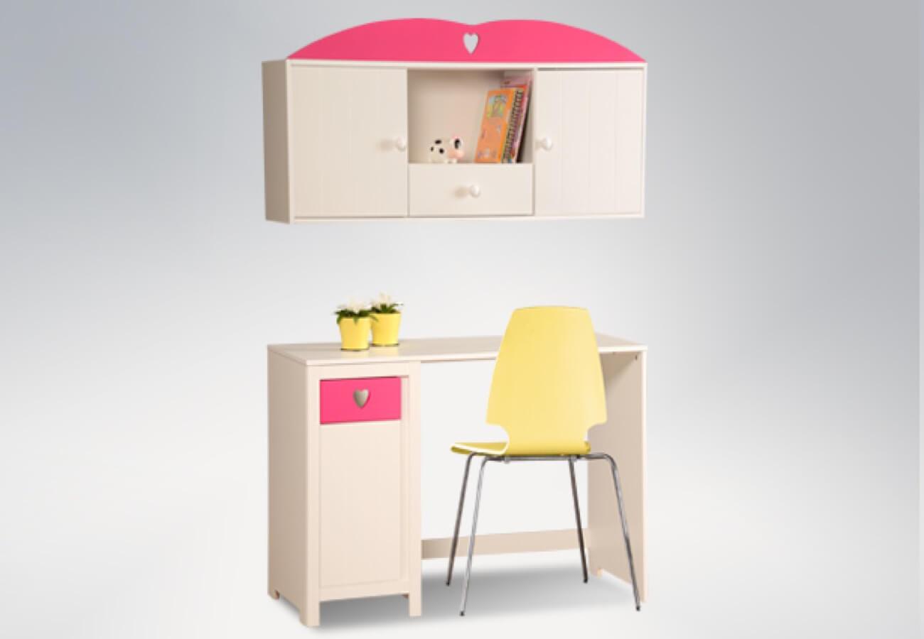 שולחן כתיבה + כוורת רוכבת דגם ליבי
