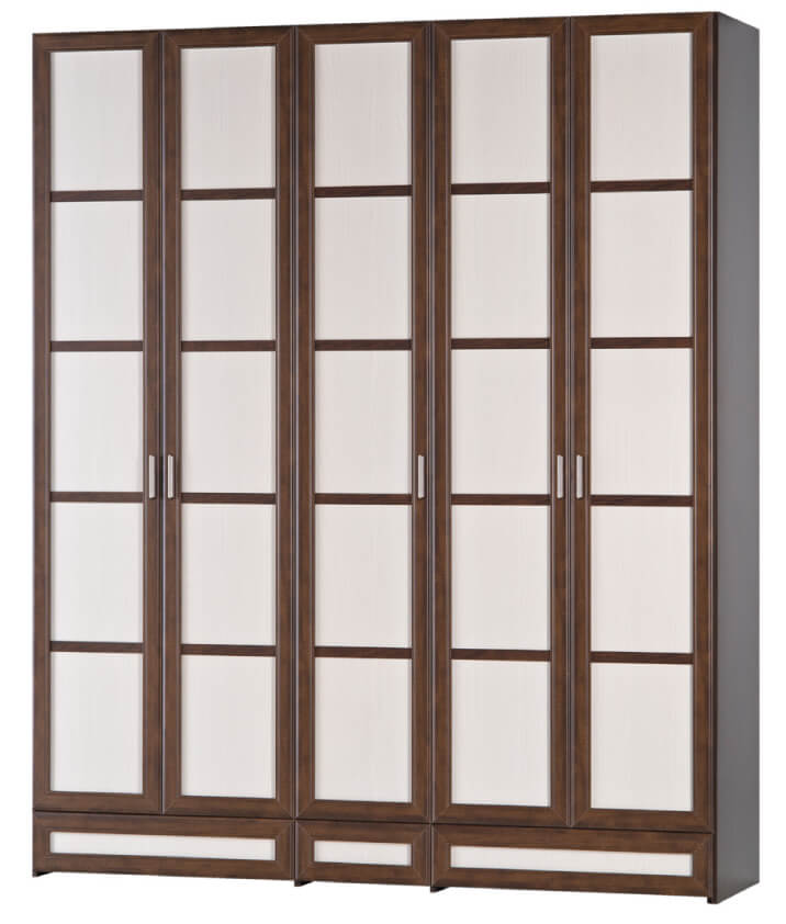 P101VL | ארון 5 דלתות פתיחה
