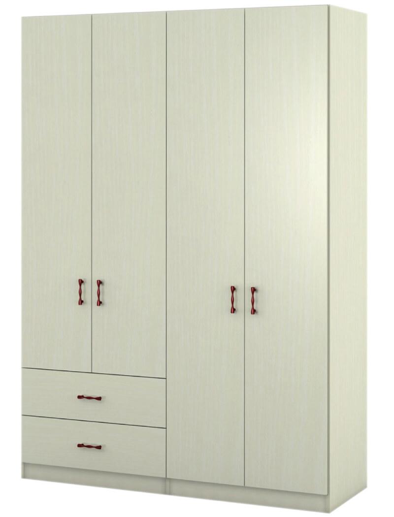 C2 | ארון 4 דלתות פתיחה