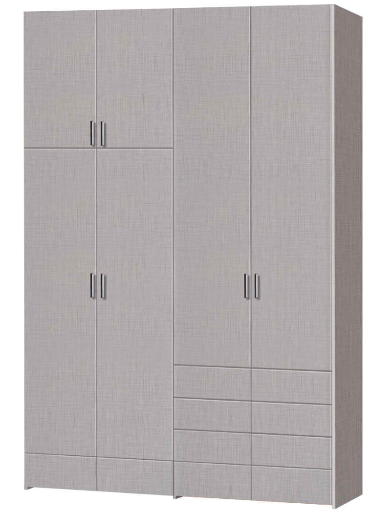 S22 | ארון 4 דלתות פתיחה