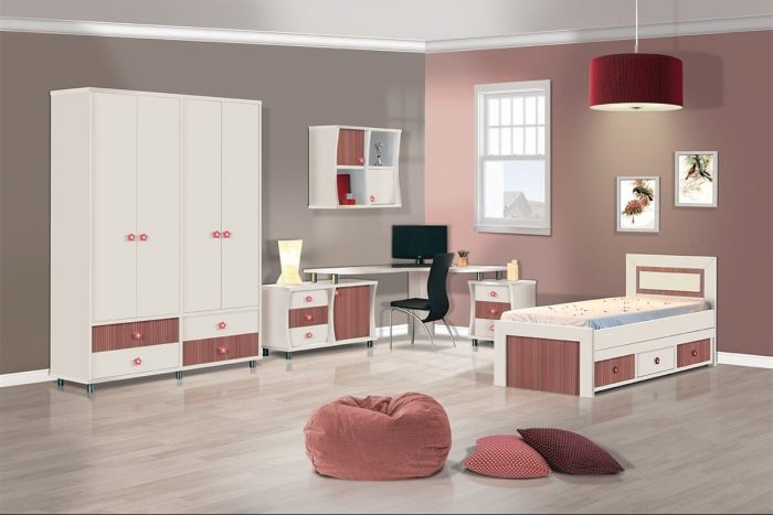 גולדי| חדר ילדים מעוצב