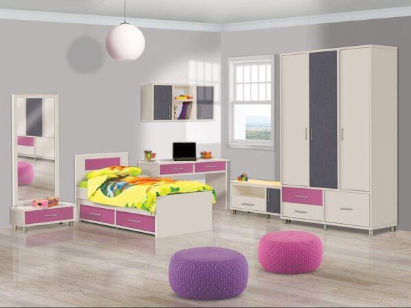 חדר ילדים מעוצב מקסיקו VL