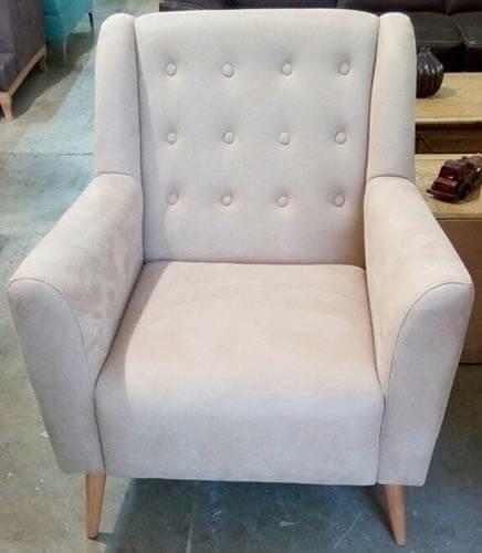 כורסא מעוצבת דגם ג'אז