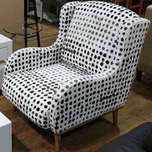 כורסא מעוצבת דגם ניקול