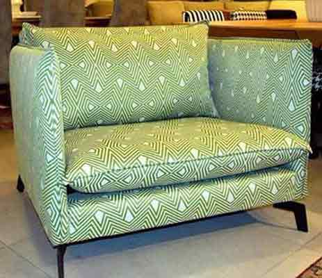 כורסא מעוצבת דגם ונציה