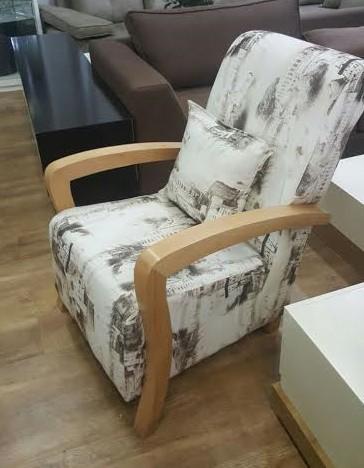 כורסא מעוצבת דגם בוסטון