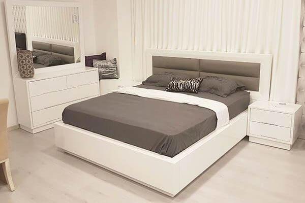 חדר שינה קומפלט דגם ארט