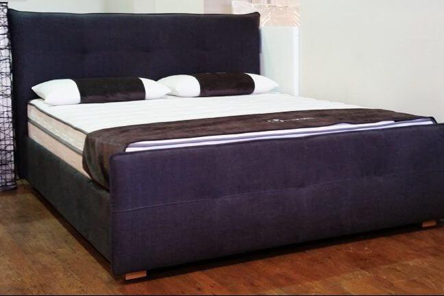 מיטה מרופדת דגם בוניטה