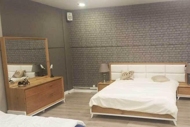 חדר שינה קומפלט דגם בריטני