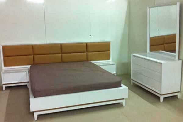 חדר שינה קומפלט דגם דקלה