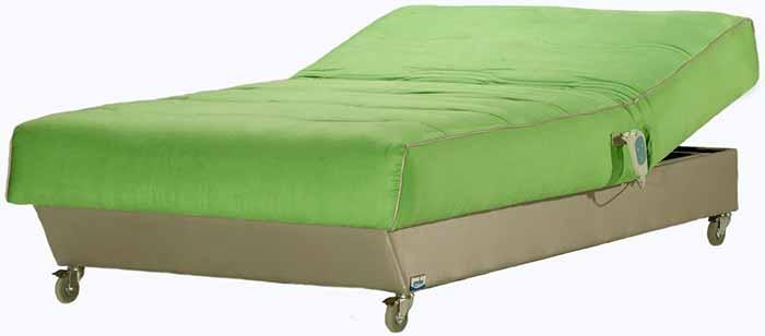 מיטת נוער דגם עפרוני פולירון