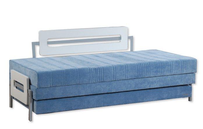 מיטת נוער דגם גייט אפ סטייל בד