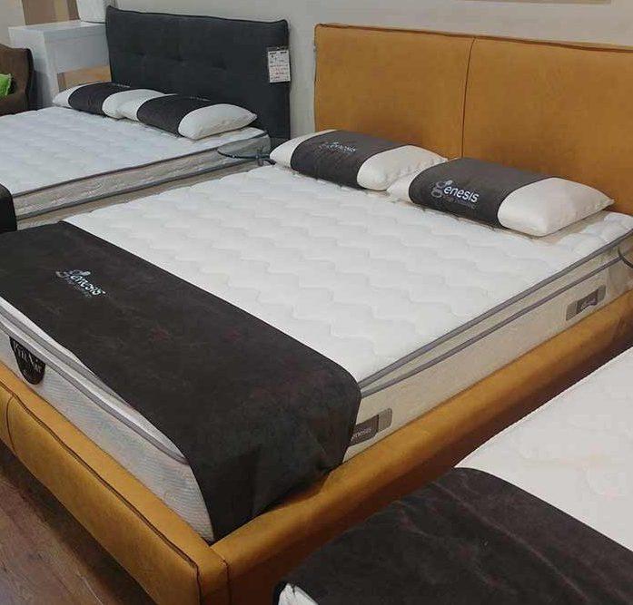מיטה מרופדת דגם תהילה