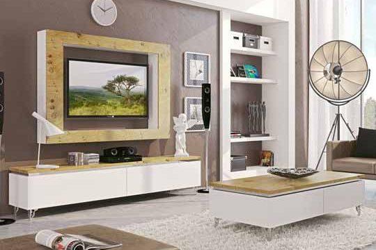 מזנון ושולחן לסלון דגם הלן
